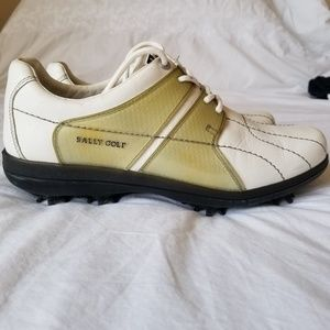 Bally Golf Drive 7 Swiss Tech leather shoes size 9